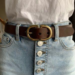 🏷NWT Anthropologie Gilded buckle belt